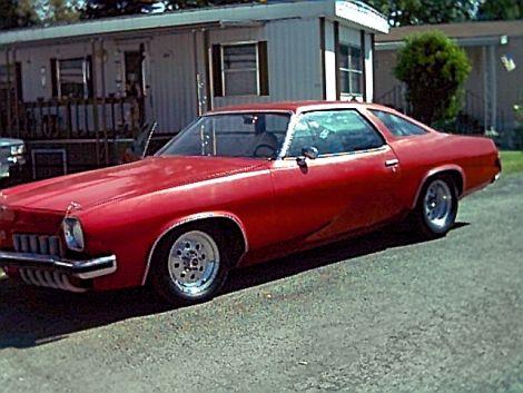 Oldsmobil 1973 года