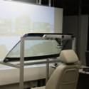 GM - новые разработки в области Head-Up Display Technology