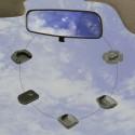 Крепления внутрисалонных зеркал (пятаки) в ассортименте